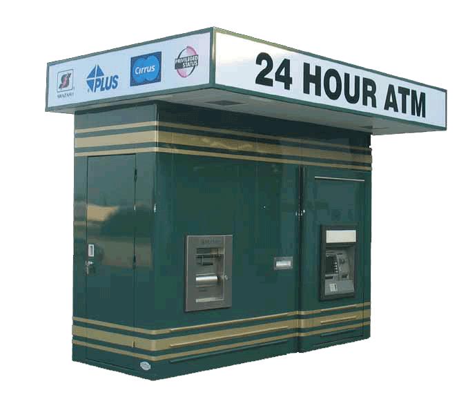 construction kiosk
