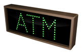 ATM Lane Light
